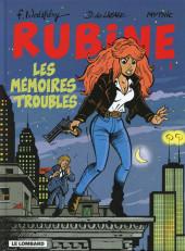 Rubine -1a2006- Les mémoires troubles