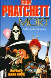 Mort: A Discworld Big Comic -1- Mort : A Discworld big comic