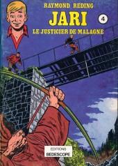 Jari -8- Le justicier de Malagne