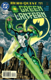 Green lantern (1990) -71- Hero Quest 1: Gotham