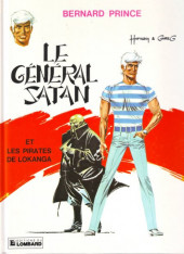 Bernard Prince -1d1985- Le général Satan