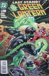 Green lantern (1990) -75- Last Stand