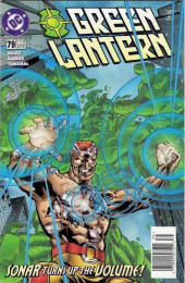 Green lantern (1990) -79- Hard Time