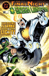 Green lantern (1990) -80- Light In The Darkness
