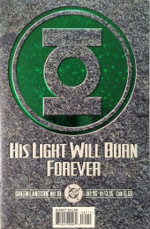 Green lantern (1990) -81- Funeral For A Hero