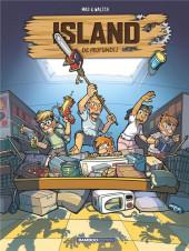 Island (Mao/Waltch) -2- Tome 2