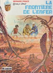 Bernard Prince -3d1983- La frontière de l'enfer