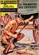 Classiques illustrés (1re Série) -4- La poursuite des chariots