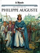 Les grands Personnages de l'Histoire en bandes dessinées -32- Philippe Auguste