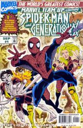 Marvel Team-Up Vol.2 (Marvel Comics - 1997) -1- Issue # 1