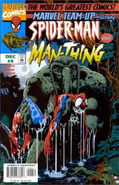 Marvel Team-Up Vol.2 (Marvel Comics - 1997) -4- Issue # 4