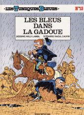Les tuniques Bleues -13b1995- Les bleus dans la gadoue