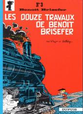 Benoît Brisefer -3a1991a- Les douze travaux de benoit brisefer