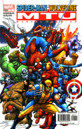 Marvel Team-Up Vol.3 (Marvel Comics - 2005) -1- Issue # 1