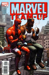 Marvel Team-Up Vol.3 (Marvel Comics - 2005) -9- Issue # 9