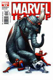 Marvel Team-Up Vol.3 (Marvel Comics - 2005) -10- Issue # 10