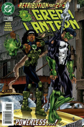 Green lantern (1990) -84- Retribution, Part 2