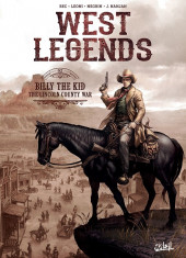West Legends -2- Billy the Kid, The Lincoln county war