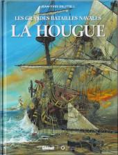 Les grandes batailles navales -14- La Hougue