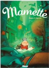 Mamette -1a2011- Anges et pigeons