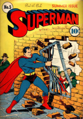 Superman Vol.1 (DC comics - 1939) -5- Issue #5