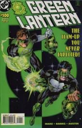 Green lantern (1990) -100- In Brightest Days Past