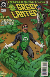 Green lantern (1990) -101- Emerald Knights, Chapter 1: Coming To Terms