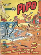 Pipo (Spécial, 1re série) -63- Vacances toujours plus belles grace a cet album