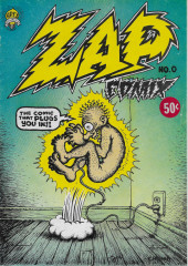 Zap Comix (1967) -0- Zap Comix