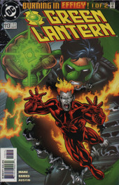 Green lantern (1990) -113- Burning In Effigy, part 1