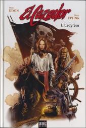 El Cazador -1- Lady Sin