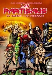 Les partisans (Hexagon Comics) -2- Les Partisans du désert / Les Partisans du Pacifique