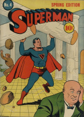 Superman (1939) -4- Issue #4