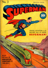 Superman (1939) -3- Issue #3