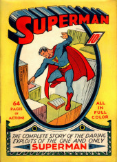 Superman (1939) -1- Issue #1