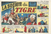 Jim La Jungle (S.A.G.E.) - La Société du Tigre