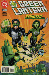 Green lantern (1990) -121- New World