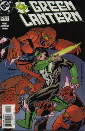 Green lantern (1990) -125- Tomb Raider