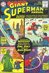 Superman (1939) -AN04- Winter 1961