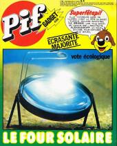 Pif (Gadget) -496- Opération phébus
