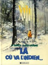 XIII -2a1996/10- Là où va l'indien...