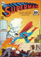 Superman Vol.1 (DC comics - 1939) -8- Issue #8