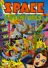 Space Adventures (Charlton - 1952) -1- Issue # 1
