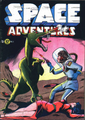 Space Adventures (Charlton - 1952) -2- Issue # 2