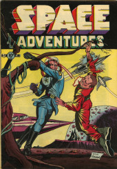 Space Adventures (Charlton - 1952) -3- Issue # 3