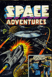 Space Adventures (Charlton - 1952) -4- Issue # 4