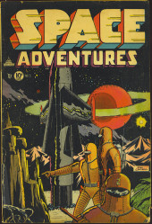Space Adventures (Charlton - 1952) -5- Issue # 5
