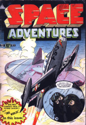 Space Adventures (Charlton - 1952) -6- Issue # 6
