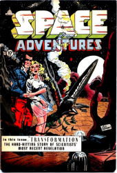 Space Adventures (Charlton - 1952) -7- Issue # 7