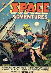 Space Adventures (Charlton - 1952) -8- Issue # 8